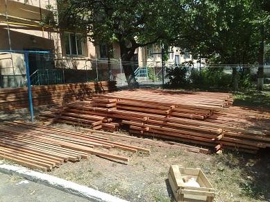 огнезащита деревянного бруса